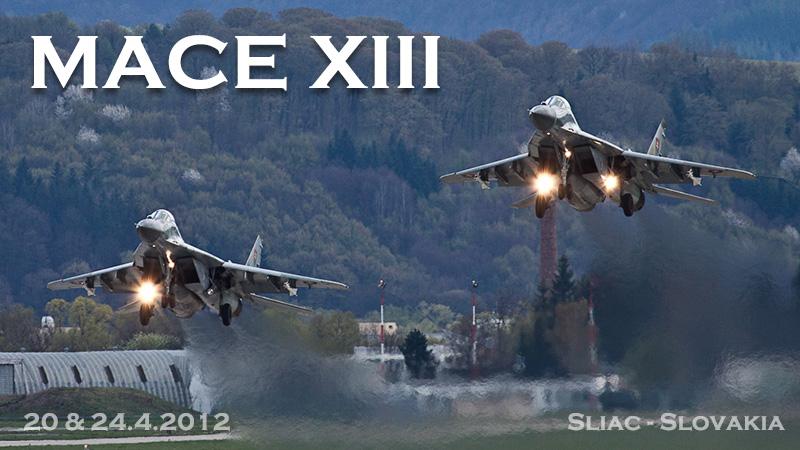 MACE XIII