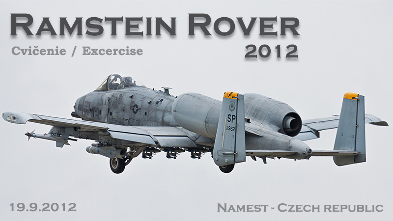 Ramstein Rover 2012