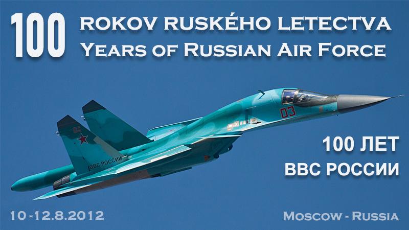 100 rokov ruského letectva