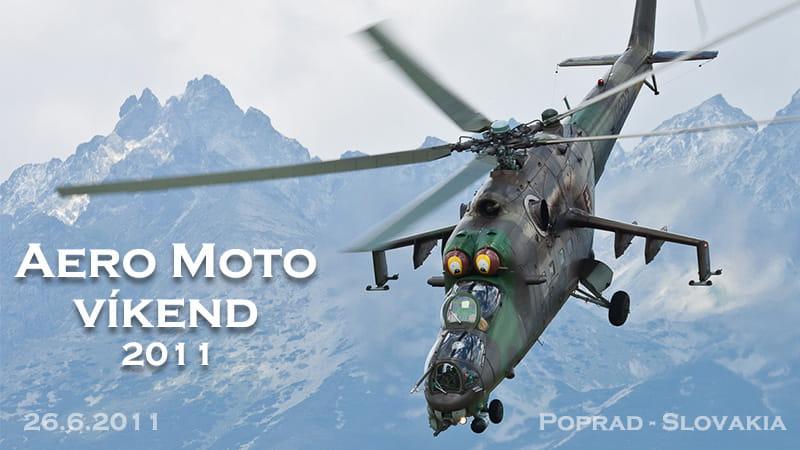 Aeromoto víkend 2011