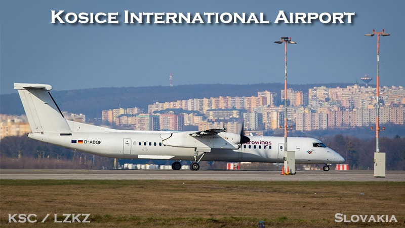 Airport Kosice banner